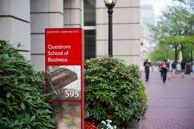 boston university questrom of