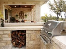 Outdoor Bbq Kitchen Cheap Outdoor Kitchen Ideas Hgtv