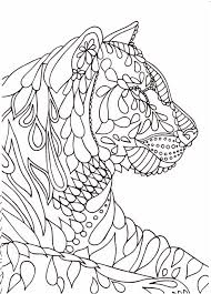 Animals Mindfulness Colouring Pages