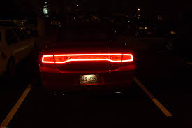 Dodge Charger Back Lights What Are Some Stock Cars That Have A Feature On Them That
