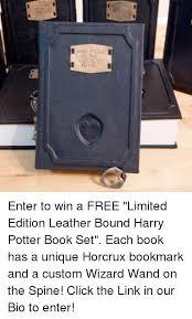 memes prince and limited har r potter i prince enter to win a enter to win a free limited edition leather bound harry potter book set