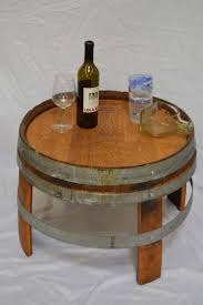 oak wine barrel barrels whiskey. Barrel Side Table · Wine TableWine FurnitureBarrel Projects Wood ProjectsWhiskey BarrelsWine BottlesSide Oak Barrels Whiskey