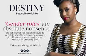 Chimamanda Ngozi Adichie Quotes 51 Best 24 Best Quotes From Chimamanda Ngozi Adichie's Raising A Feminist