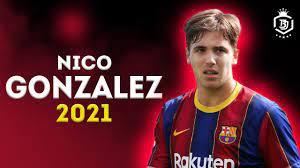Nico Gonzalez 2021 - The Future Of Barcelona 🔥🔥 - Skills & Goals - HD -  YouTube