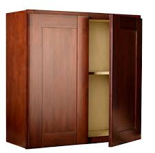 Eco Friendly Kitchen Cabinets Bamboo Kitchen Cabinet Double Door Wall Cabinet Open Eco