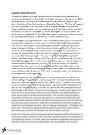 language analysis euthanasia year vce english thinkswap language analysis euthanasia