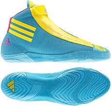adidas wrestling shoes. wrestling shoes adidas adizero cyan/lemon/pink