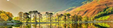 beautiful ermere in the lake district