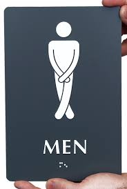 men s bathroom signs printable. 10 Of The Most Creative Bathroom Signs Ever Bored Panda Men S Printable