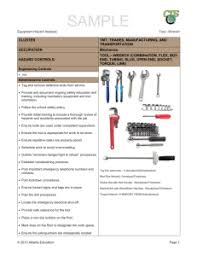 Sweeney Rsl Torque Chart Rsl Tools Operation And Maintenance Manual