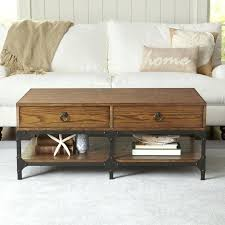 tanner coffee table tanner coffee table tanner round coffee table knock off