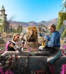 <b>Far Cry New</b> Dawn