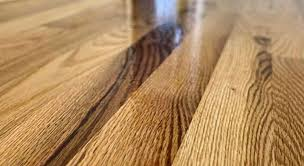 the broom you use to sweep the garage or sidewalk has bristles that are too rigid they can scratch the finish of your hardwood floor