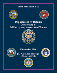 Comnavsurfpac Org Chart Pdf Joint Publication 1 02 Department Of Defense Dictionary