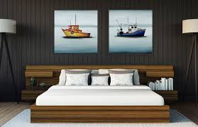 boats bedroom ptm