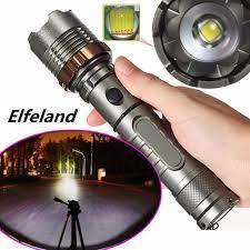 Đèn Pin Cầm Tay Công Suất Lớn Tiện Dụng chính hãng 74,000đ