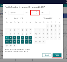 Shift Plan Office365 An Introduction To Staffhub The Shift Scheduling