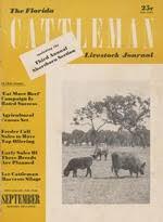 The And Florida Livestock Cattleman Journal aYPaUq