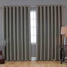 curtain ideas for light grey walls with