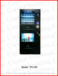Vending Machine Manual Beauteous PC48 Vending Machine Manual