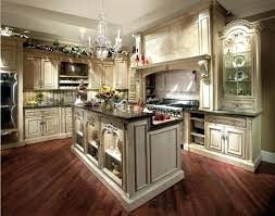 Hgtv Kitchen Ideas Stylish French Country White With Floral Cabinet