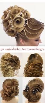 15 Unglaubliche Haarverwandlungen Sch Ne Hochsteckfrisuren Und Russische Flechtfrisuren