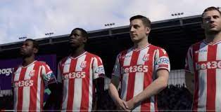 Stoke City players on Fifa 18 - Stoke-on-Trent Live
