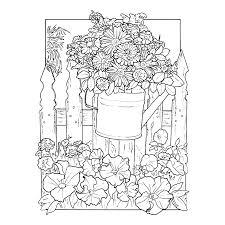 15 Bloemen Kleurplaat Volwassenen Krijg Duizenden Kleurenfotos