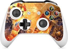 Xbox One Orange Light Amazon Com Single Handle Sticker For Xbox One Handle Stick