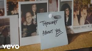 Tim McGraw - <b>Thought</b> About <b>You</b> (Lyric Video) - YouTube