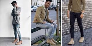 Select from suede chelsea boots to leather, in black, brown and tan. Chelsea Boots Men S Outfit Inspirations And Buying Guide By Nirjon Rahman Medium