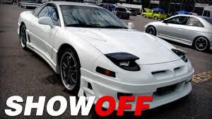 1995 mitsubishi 3000gt custom. modern custom nationals mitsubishi 3000gt virginia motorsports park youtube 1995 3000gt o