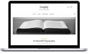 Graphy Wordpress Theme Themegraphy