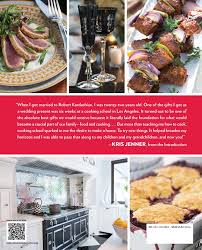 Green Kitchen Stories Book In The Kitchen With Kris A Kollection Of Kardashian Jenner Family