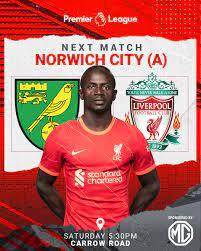 Liverpool FC - Next up - our return to Premier League action 💪🔴