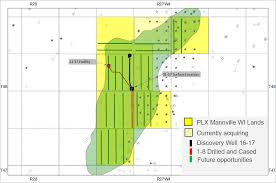 Wizard Lake Depth Chart Point Loma Resources Announces Successful Pool Extenstion At