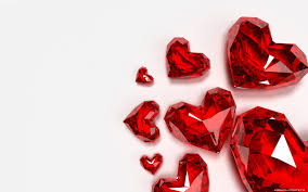 Love Crystal Wallpaper Heart Images