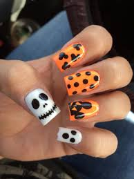 Halloween Disney nails #mickey #halloween #nails | Nails ...