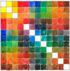 Winsor Newton Professional Watercolor Chart Pdf Www