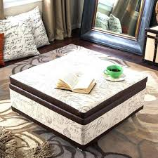 White leather coffee tables Tray White Ottoman Coffee Table With Storage Space Round Leather Sleigh Bed Lineaartnet Blue Leather Ottoman Coffee Table Round White Ottomans Online Navy