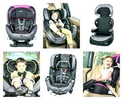 evenflo car seat installation care