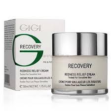 <b>GIGI</b> Recovery Redness Relief <b>Cream Крем успокаивающий от</b> ...