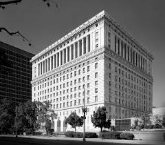 old architectural photography. Architectural Photography Exterior Black And White Photograph Of Old L.A. Ccourthouse, F