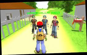 pokemon game 3d download pc