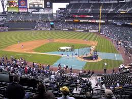 Safeco Seating Chart Seattle Mariners T Mobile Park Seating Chart Interactive