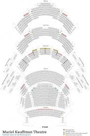 The Masonic Sf Seating Chart Kauffman Seating Chart Seating Chart