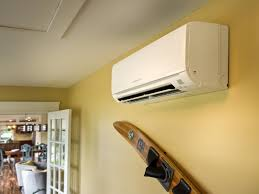 wall mounted air conditioner and heater. Delighful Air Mitsubishi Wall Unit Mounted Air Conditioner Ideas The Cons Of A  Ductless System With Wall Mounted Air Conditioner And Heater E