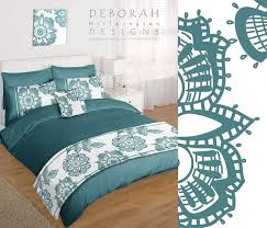teal duvet covers king enchanting creative dining room in teal duvet covers king