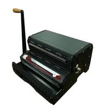 <b>Wiremac</b> 3:1 EX Electric <b>Wire Binder</b> - $1,599.00 : Bound to Impress