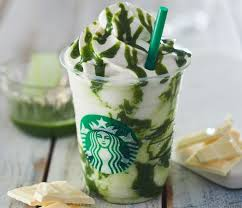 starbucks an releases matcha white chocolate frappuccino an today